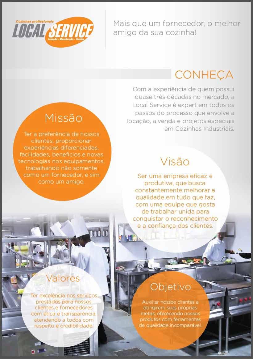 Aluguel De Equipamentos Para Cozinha Industrial Local Service