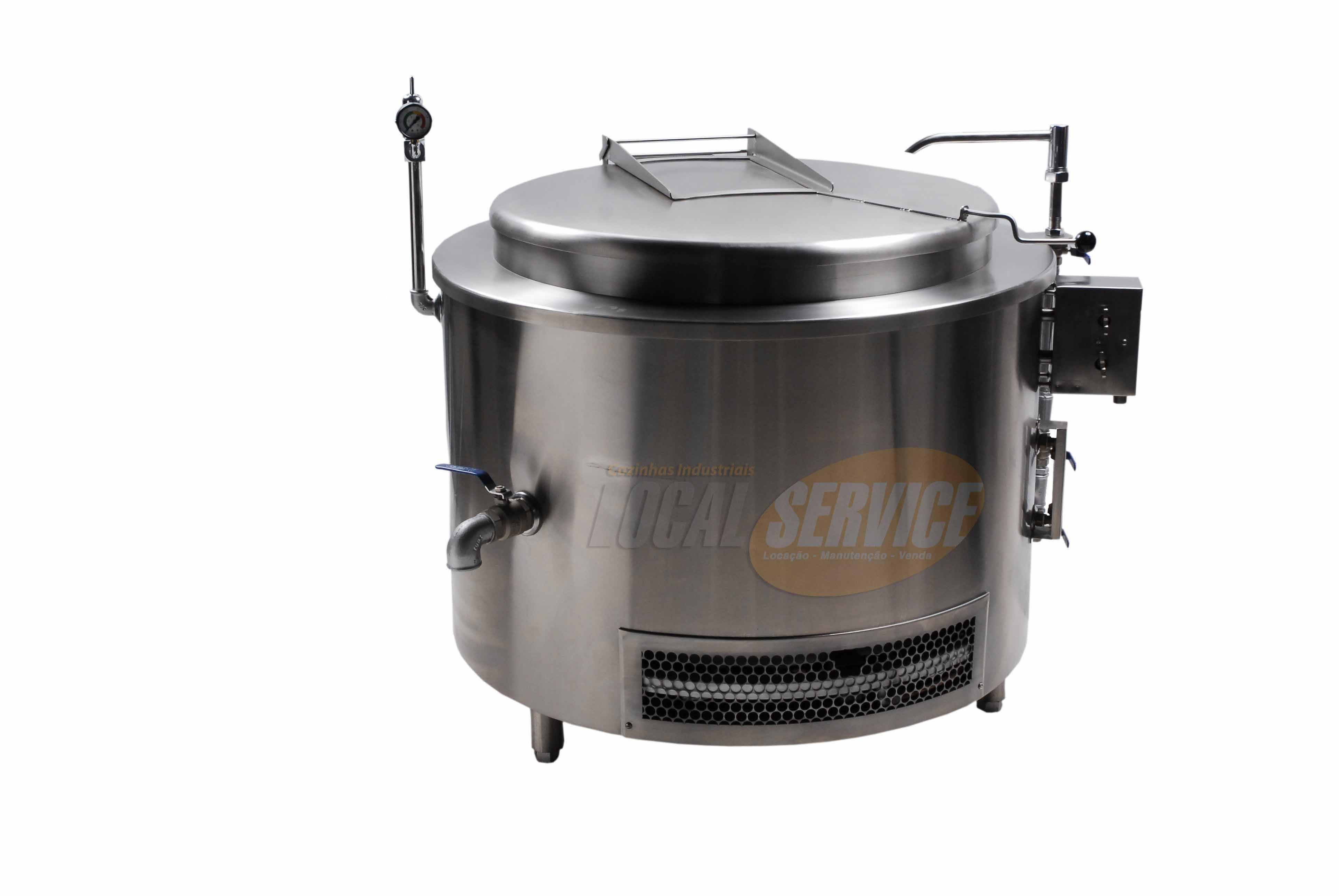 Caldeira Industrial Para Cozinha Local Service