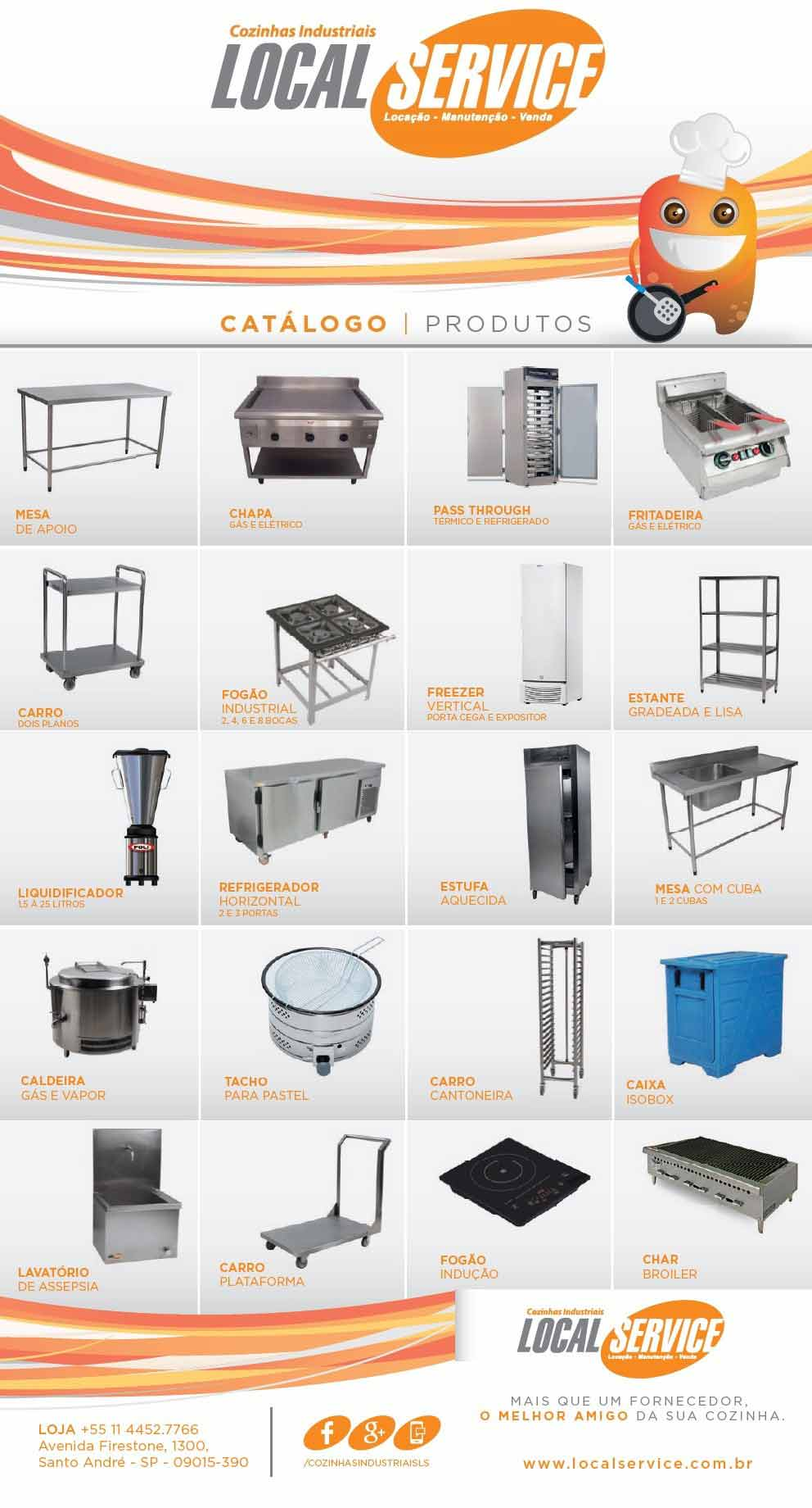 Equipamentos Para Cozinha Industrial Pre O Local Service
