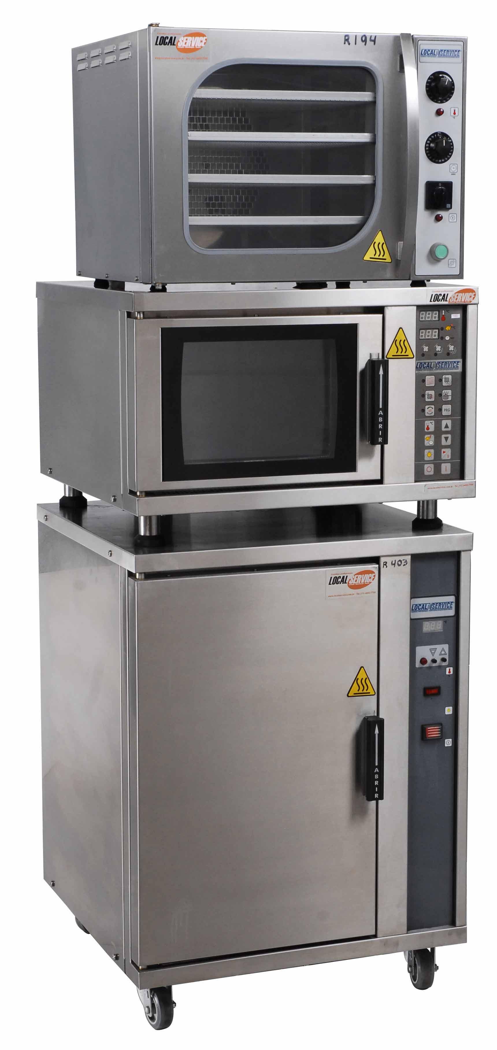 Forno Para Cozinha Industrial Local Service