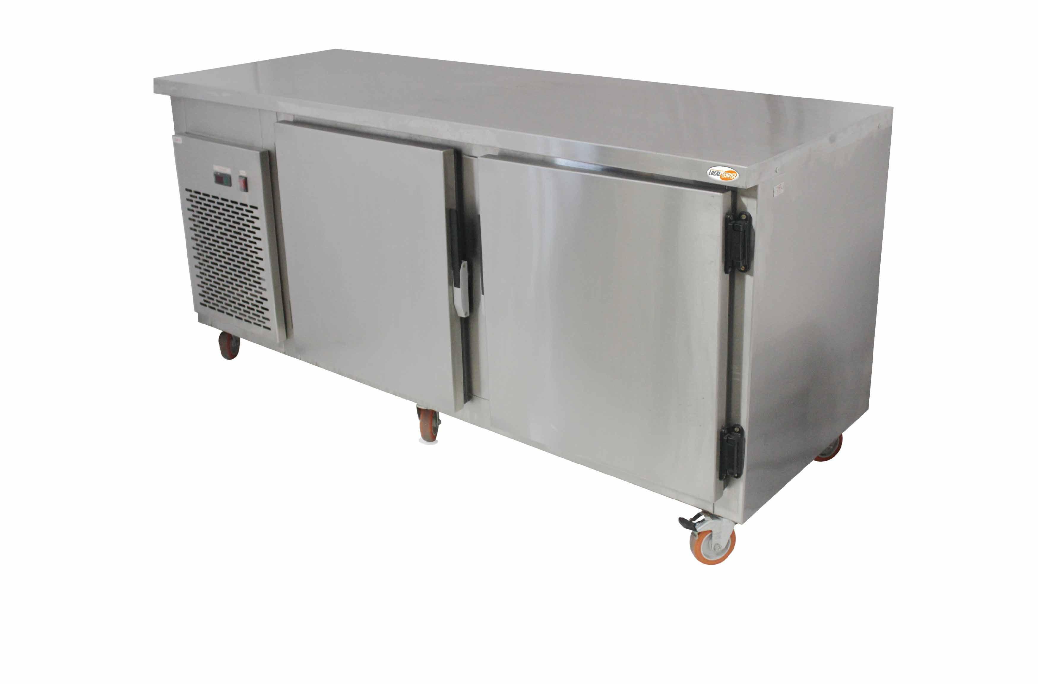 Refrigerador Horizontal Industrial Pre O Local Service