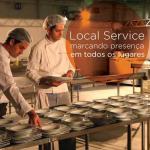 Locação de cozinha industrial para eventos