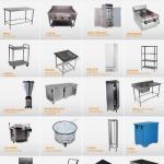 Locação de equipamentos de cozinha industrial